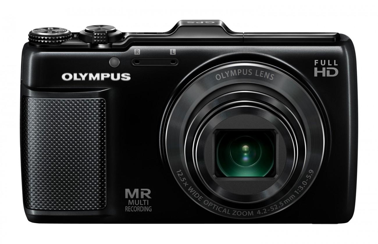 Olympus SH-25MR Black
