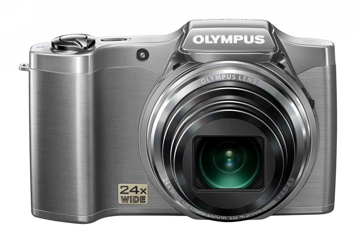 Olympus SZ-14 Silver