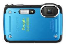 Olympus TG-620 Blue