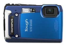 Olympus TG-820 Blue