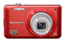 Olympus VG-120 Red