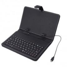 """Omega tablet pouzdro s klávesnicí OCT7KB, univerzální, 7"""""""