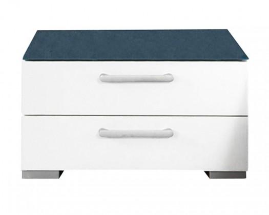 Onella - Noční stolek, 2x zásuvka, smontováno
