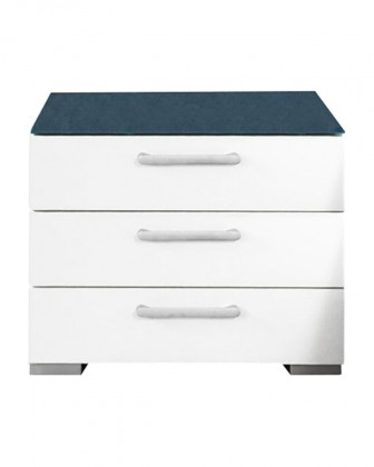 Onella - Noční stolek, 3x zásuvka, smontováno