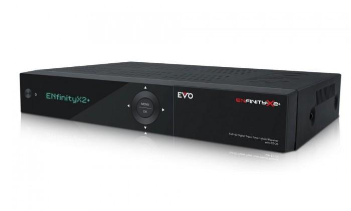 Optibox EVO ENfinity X2+ (S2+S2+T2/C)
