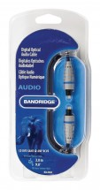 Optický audio kabel Bandridge BAL5603, 3m