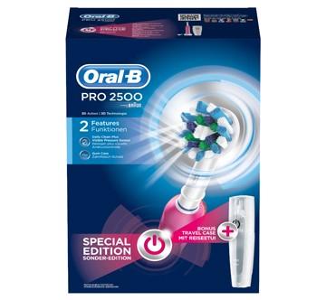 Oral-B Pro 2500 Růžový