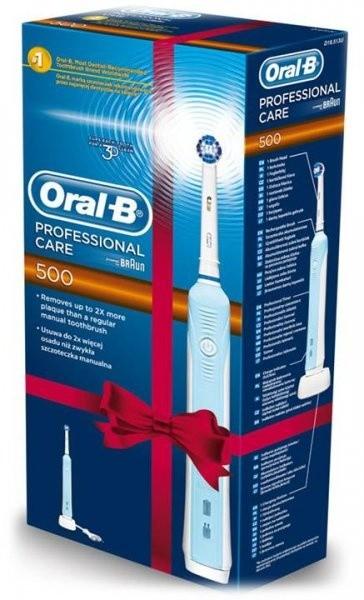 Oral-B Professional Care 500 D 16.513 Dárkový balíček