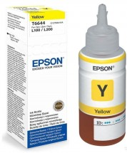 Originální cartridge Epson T6644 žlutá