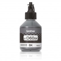 Originální černá inkoustová náplň BTD60BK