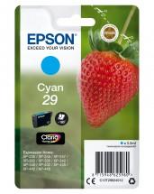 Originální cyan tisková kazeta Epson Claria Home Ink