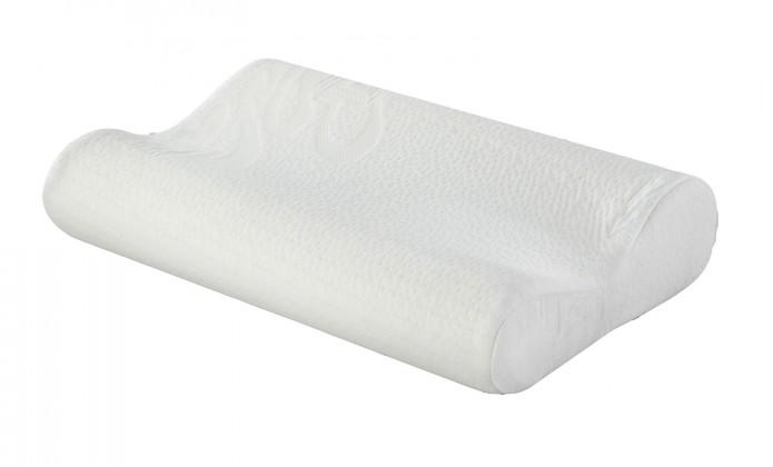 Ortopedik malý - Polštář 40x25x8 (bílá)