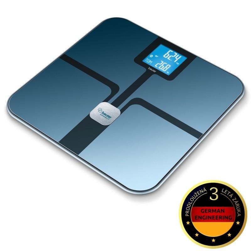 Osobní váha Beurer BF 800 černá