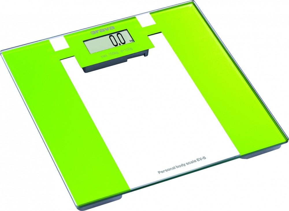 Osobní váha Orava EV-5 G
