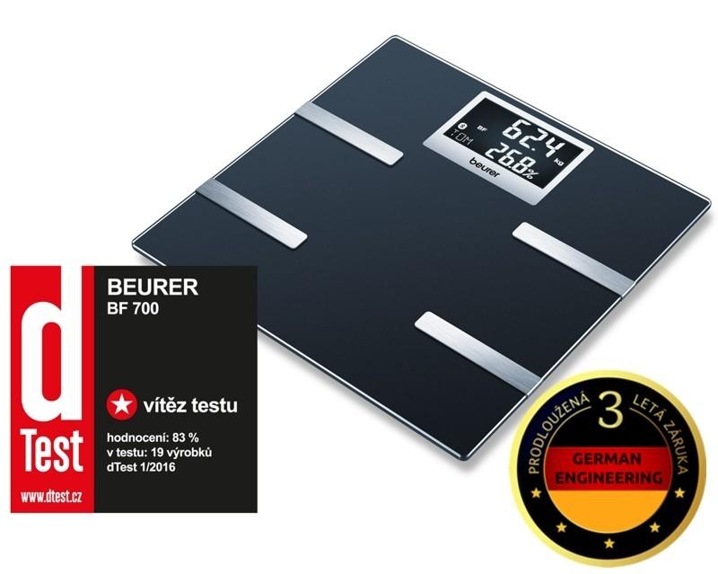 Osobní váha Osobní váha Beurer BF700, smart