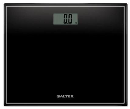 Osobní váha Osobní váha Salter 9207BK3R, 150kg OBAL POŠKOZEN