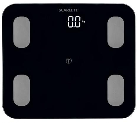 Levně Osobní váha osobní váha scarlett sc-bs33ed46, digitální diagnostická