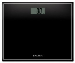 Osobní váha Salter 9207BK3R, 150kg OBAL POŠKOZEN