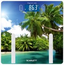 Osobní váha Scarlett SC-BS33ED12, digitální, diagnostická