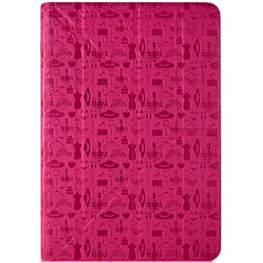 """OSTATNÍ CANYON """"Life is"""" universální pouzdro pro 7"""" tablet růžové"""