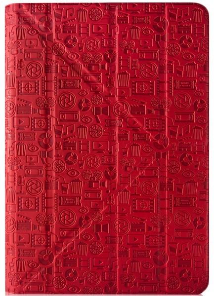 """OSTATNÍ CANYON """"Life is"""" universalni pouzdro pro 8"""" tablet červené"""