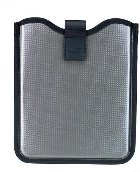 """OSTATNÍ GENIUS GS-1080/ tvrdé pouzdro na 10"""" Tablet PC/ stříbrné"""