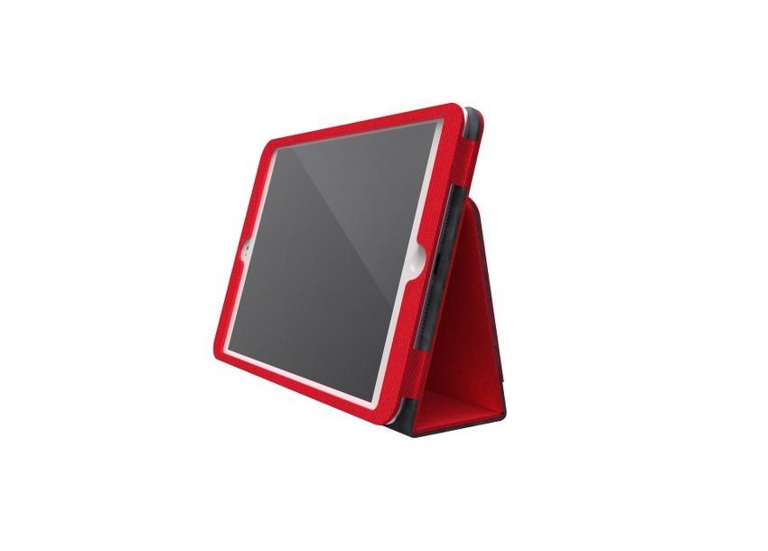 OSTATNÍ Kensington Comercio Soft Folio Case & Stand for iPad5 - RED BAZAR
