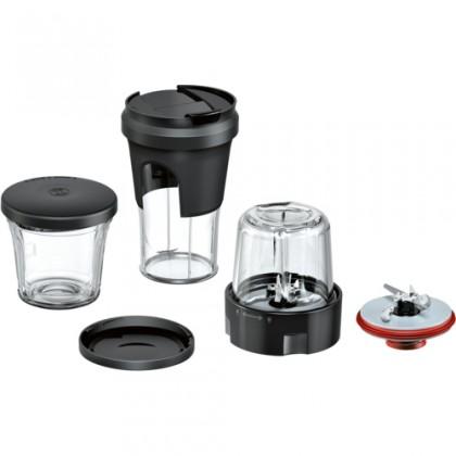 Ostatní kuchyňské potřeby Bosch sada TastyMoments s multifunkčním mlýnkem 5 v 1 MUZ9TM1 PO