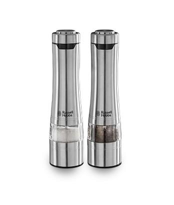 Ostatní kuchyňské potřeby Mlýnky na sůl a pepř Russell Hobbs 23460-56