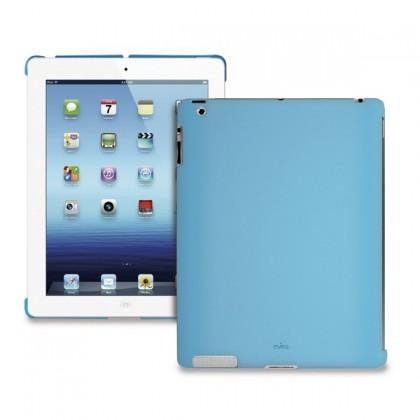 """OSTATNÍ Pouzdro Puro Cover iPad Back pro tablet 9,7"""", modrá"""