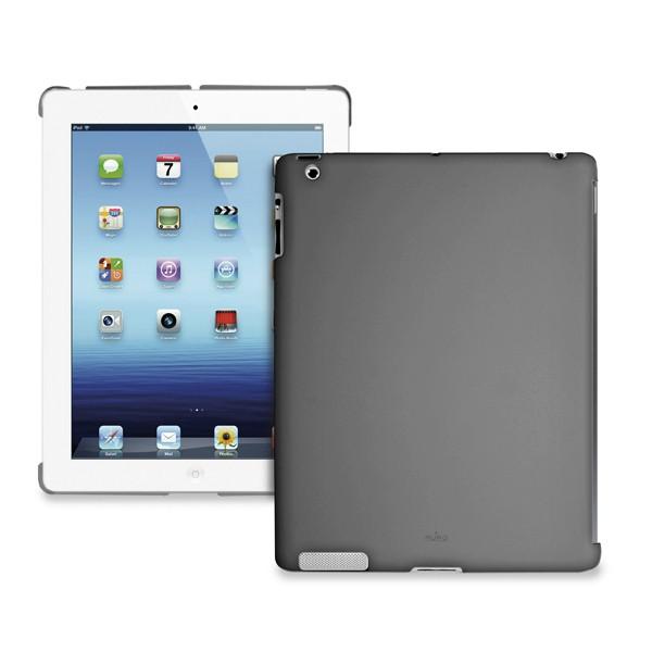 """OSTATNÍ Pouzdro Puro Cover iPad Back pro tablet 9,7"""", tmavě šedá"""