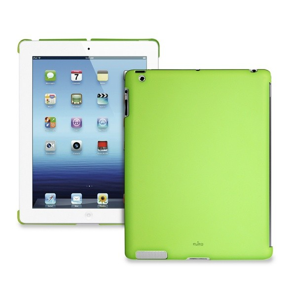 """OSTATNÍ Pouzdro Puro Cover iPad Back pro tablet 9,7"""", zelená"""