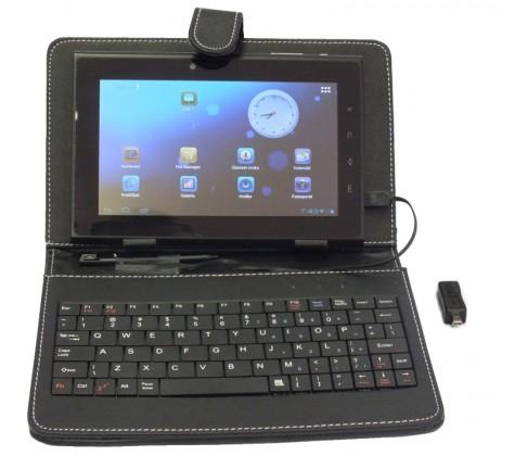 """OSTATNÍ Pouzdro s klávesnicí na 10"""" tablet - černá"""