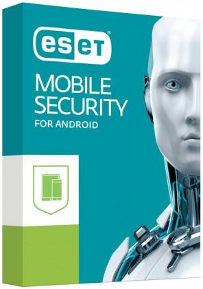 Ostatní příslušenství Antivir ESET pro telefony a tablety s Android, roční licence