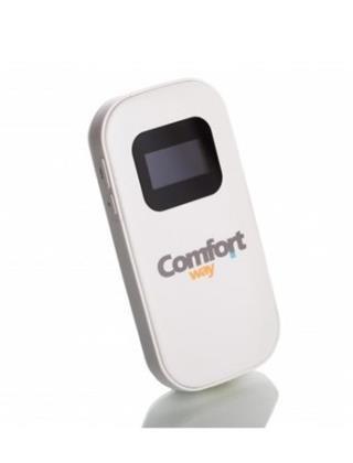Ostatní příslušenství ComfortWay White Mobilní Wi-Fi hotspot