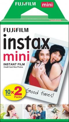 Ostatní příslušenství foto Fotopapír Fujifilm Instax Mini GLOSSY 20ks