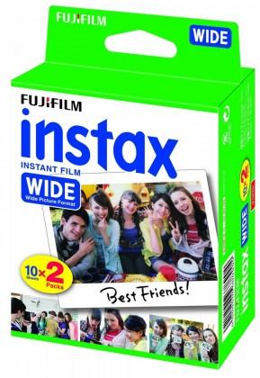 Ostatní příslušenství foto Fujifilm Instax reg.glossy (10x2/PK) ROZBALENO
