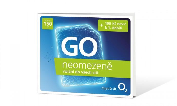 Ostatní příslušenství O2 GO Neomezene