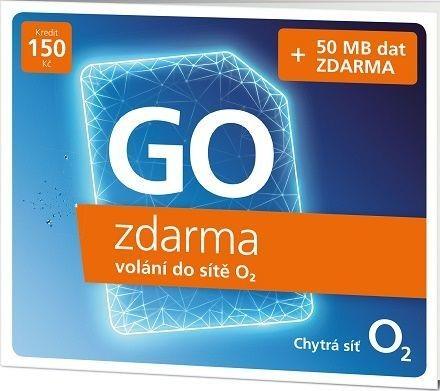 Ostatní příslušenství O2 GO Zdarma O2