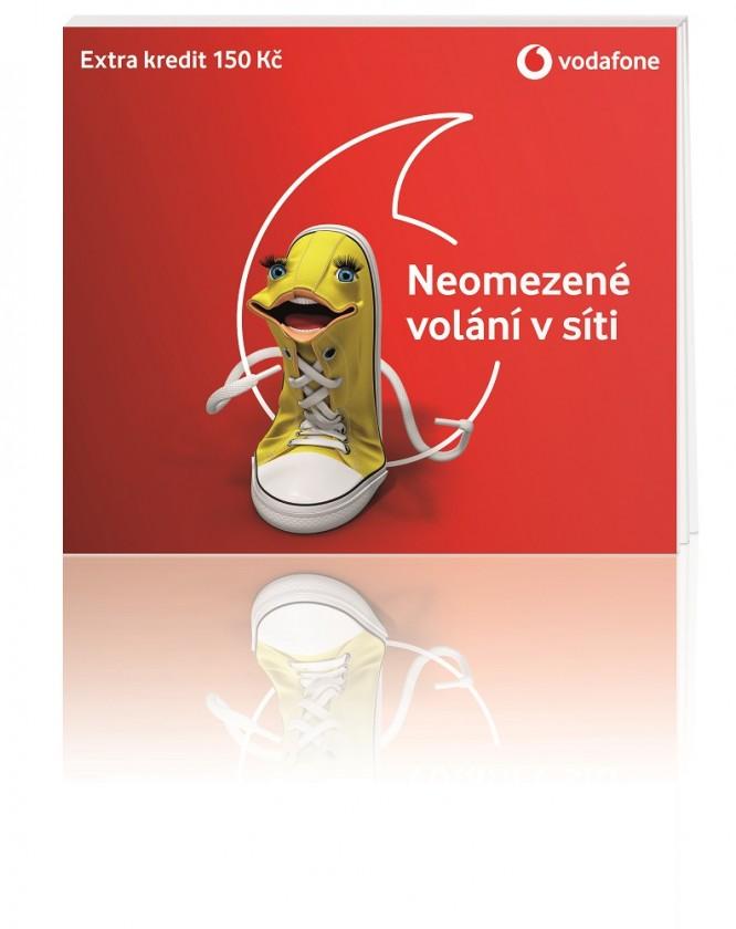 Ostatní příslušenství Vodafone karta pro partu VOLEJ