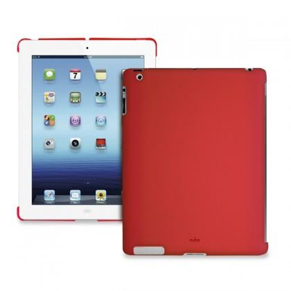 OSTATNÍ Puro pouzdro Cover iPad Back červené