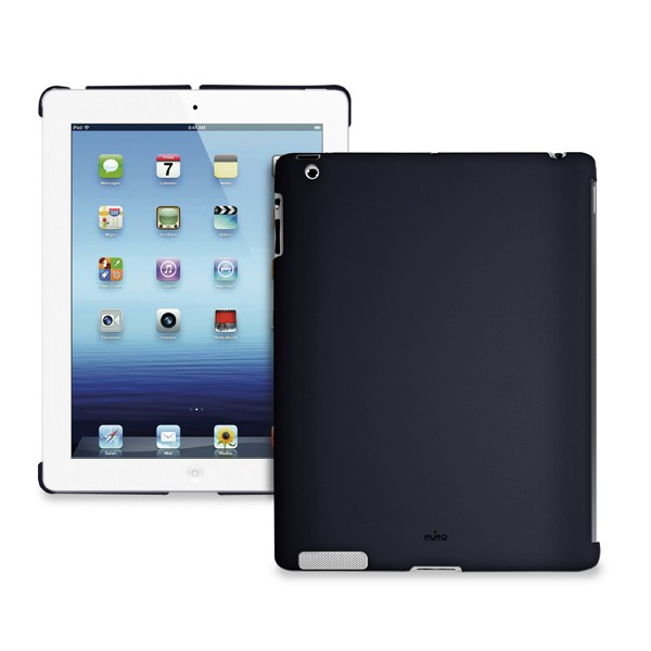 OSTATNÍ Puro pouzdro Cover iPad Back modré