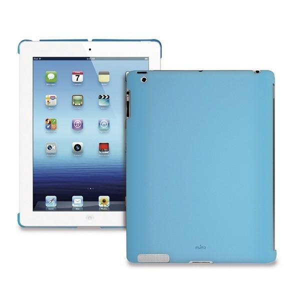 OSTATNÍ Puro pouzdro Cover iPad Back světle modré