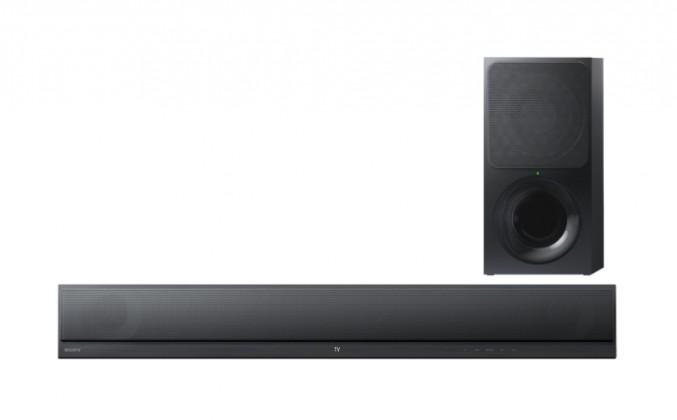 Ostatní soundbary Sony HT-CT390