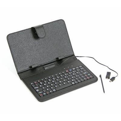 """OSTATNÍ Tablet pouzdro s klávesnicí OMEGA OCT97KB, univerzální, 10"""""""