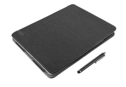 OSTATNÍ Trust eLiga Elegant Folio Stand + stylus for iPad,černá ROZBALENO
