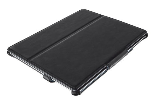 OSTATNÍ Trust Hardcover Skin&Folio Stand for iPad - black