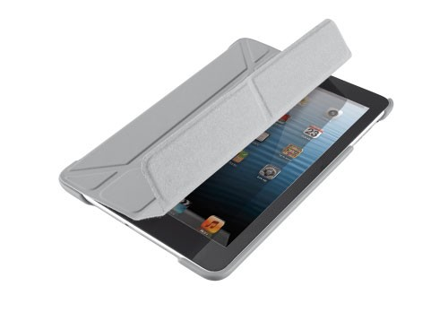 OSTATNÍ Trust Tria Smart Case & Stand for iPad mini - grey