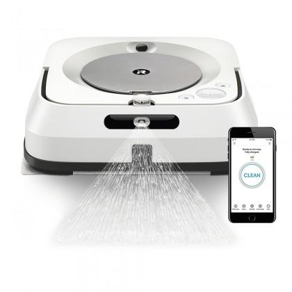 Ostatní značky vysavačů Robotický mop iRobot Braava jet m6, WiFi