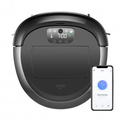 Ostatní značky vysavačů Robotický vysavač iCLEBO O5